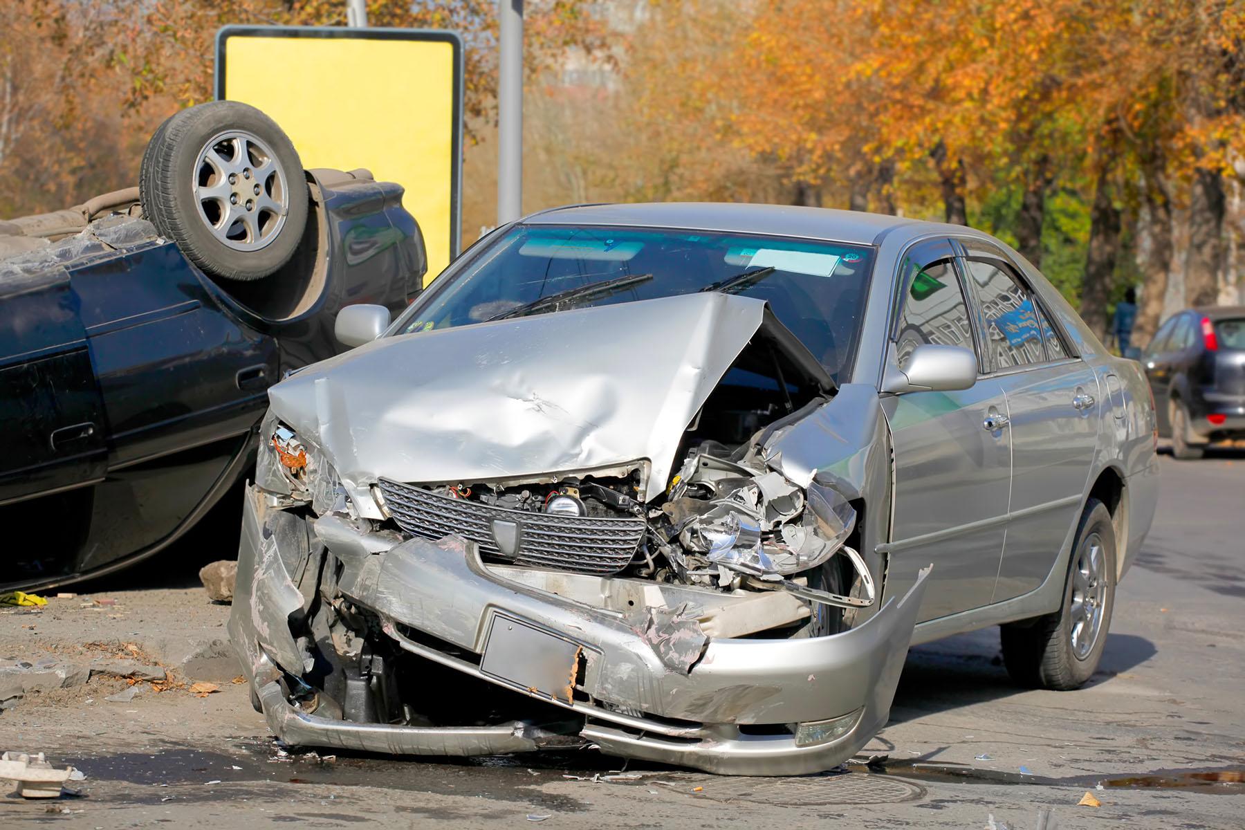 Collision Investigations London | Crashed cars | Crash Detectives Ltd